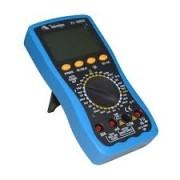 ET2082C - Multímetro Digital Minipa Tensão DC: 1000V, Temperatura, Indutância.