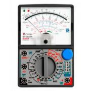 ET3021C - Multímetro Analógico Minipa Tensão AC/DC: 1.000V Resistência: 200MOH