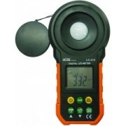 LD570 - Luximetro Led Digital, Registro Max e Min