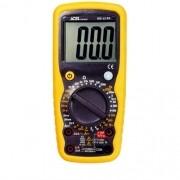 MD6140 - Multímetro digital ICEL Tensão DC: 1000V, Resistência, Capacitância e Freqüência.