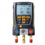 testo 549 - Manifold digital p/ medição de pressão em sist. de refrigeração