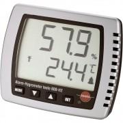Testo 608 H2 - Termohigrômetro, umidade/ponto de orvalho/temperatura, com alarme de Led