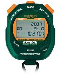 365535 Extech - Cronômetro Digital