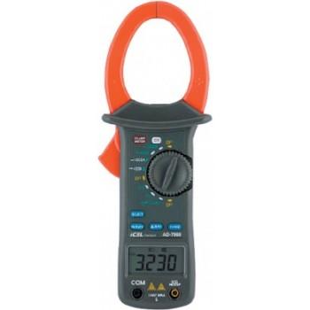 AD7900 - Alicate Digital Icel Tensão AC 1.000V DC: 700V Corrente AC/DC: 1.000A  - Rio Link