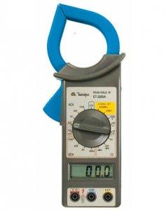 ET3200A - Alicate Amperímetro Digital Minipa Corrente AC 1000A