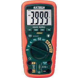 EX530 - Multímetro Digital Extech  true RMS com 11 funções   - Rio Link