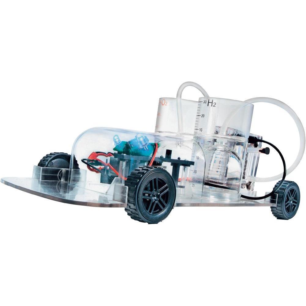 FCJJ11 - Kit de Ciências Carrinho a Hidrogênio com Energia Solar