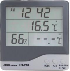 HT210 - Termohigrômetro Duplo ICEL