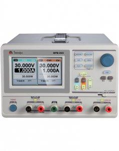 MPS-3503D - Fonte de Alimenteção Minipa Tensão/Corrente Variável 0~30V/0~3A  - Rio Link