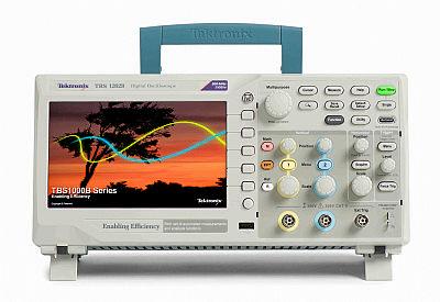 TBS1202B - Osciloscópio Digital tektronix 200MHz  - Rio Link
