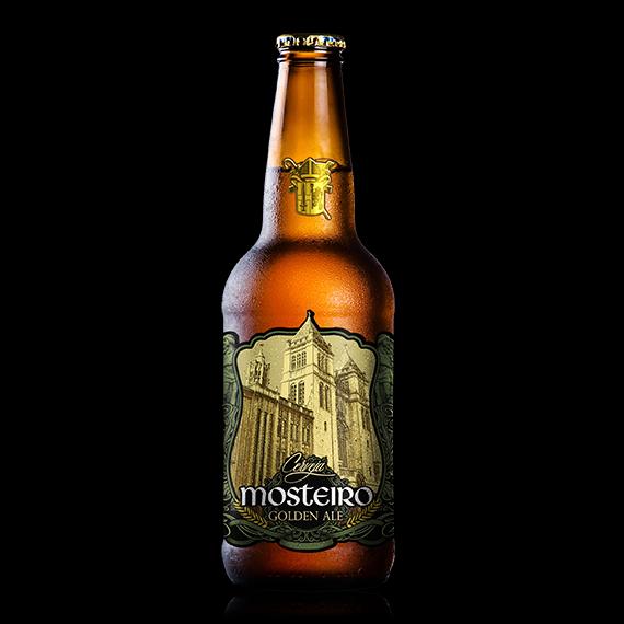 Cerveja Mosteiro | Golden Ale  - Padaria do Mosteiro