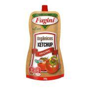 Ketchup Orgânico Sachê Bico 340g Fugini