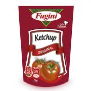 Ketchup Tradicional Sachê 2Kg Fugini