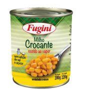Milho Crocante ao Vapor Lata 200g Fugini