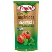 Molho de Tomate Orgânico Manjericão Sachê 340g Fugini