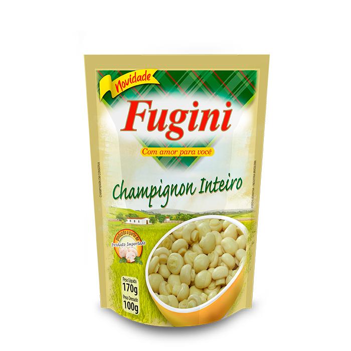 Champignon Inteiro 100g Fugini