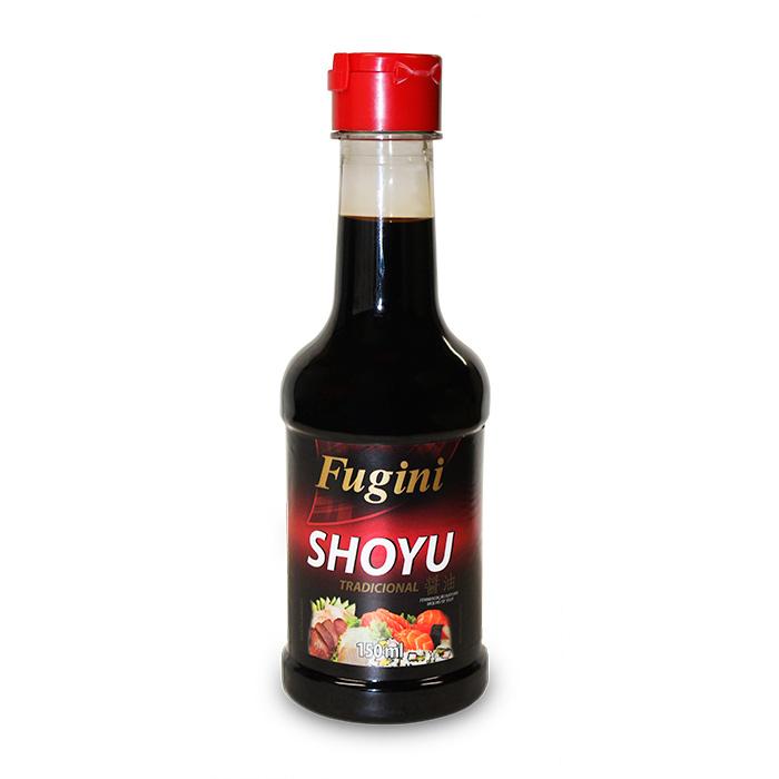 Molho Shoyu 150ml Fugini