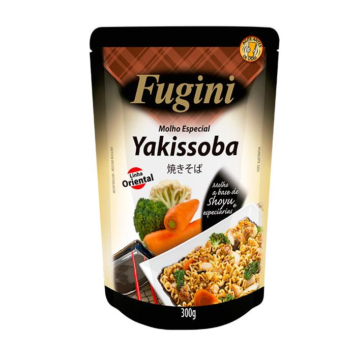 Molho Yakissoba 300g Fugini
