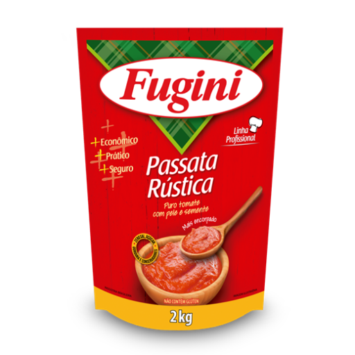 Passata de Tomate Sache 2,0 kg