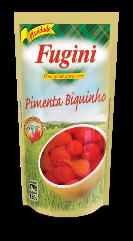 Pimenta Biquinho 150g Fugini