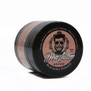 Don Juan Blackout - Pomada Preta para Cabelo Masculino - Cobrindo Fios Brancos - 28g