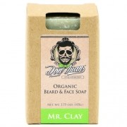 Don Juan Mr. Clay - Sabonete Orgânico para Barba - 105g
