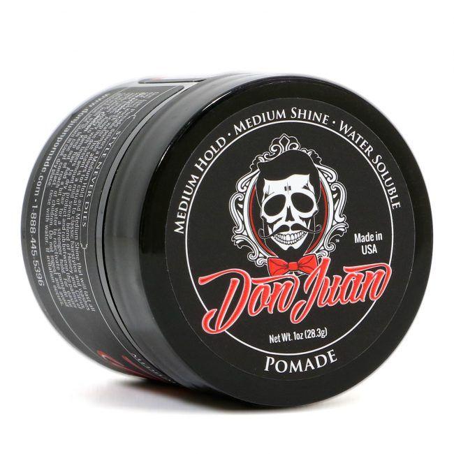 Don Juan Pomade - Pomada para Cabelo Masculino - 28g