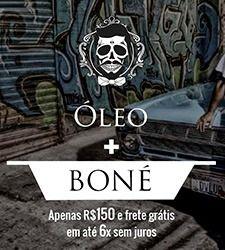 Kit DJP 2: Óleo + Boné