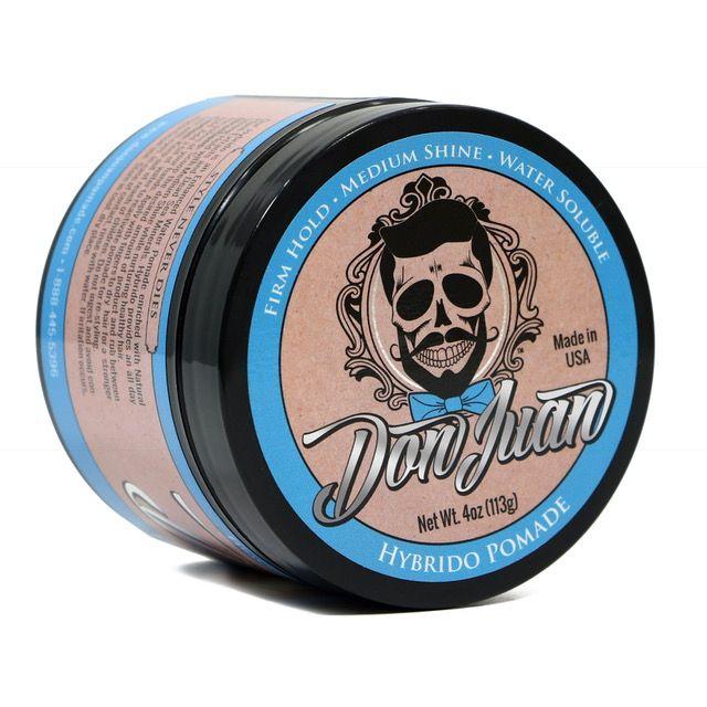 Don Juan Hybrido - Pomada para Cabelo Masculino