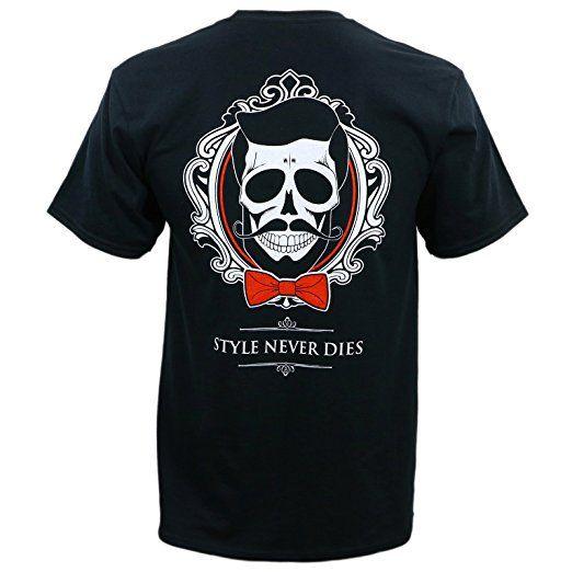 Camiseta masculina Don Juan Jumbo Skull manga curta