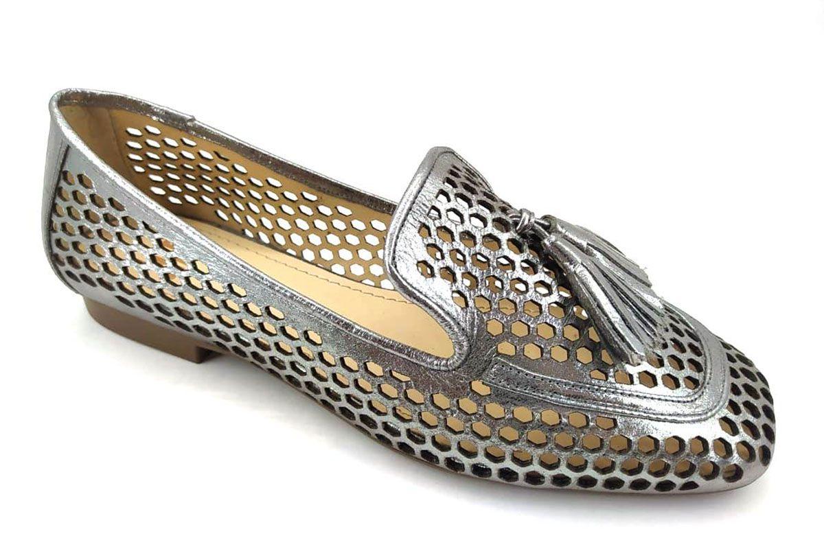 Loafer Feminino Laser Hits Calçados