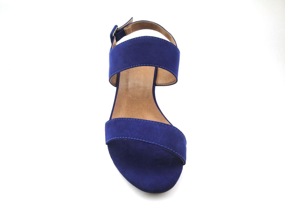 Sandália Salto Baixo