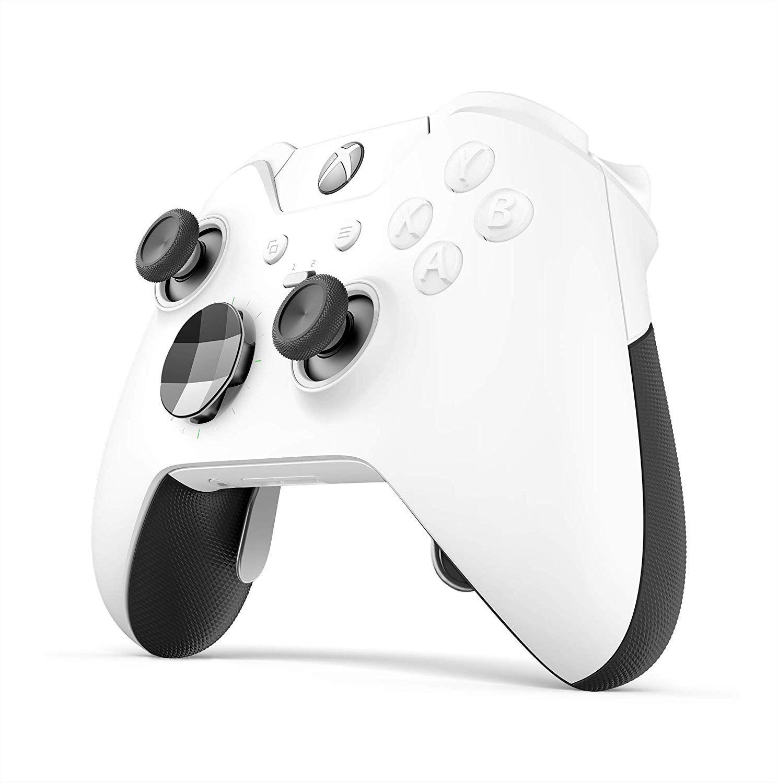 Controle Xbox One Elite Wireless Platinum White - Microsoft