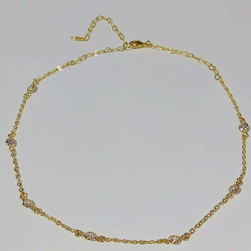 Chocker Zircônias