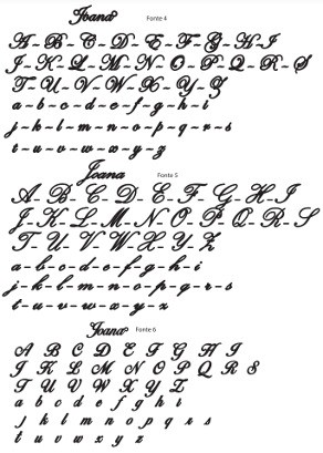 Pingente Manuscrito Personalizado