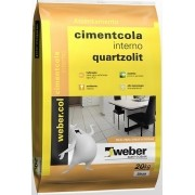 Argamassa Quartzolit 20 KG - à vista