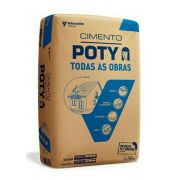 Cimento Poty saco 50 Kg - (à vista) - (Entrega em  Ubaíra - zona rural) - (Entrega em cidades vizinhas)