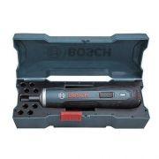 Parafusadeira Reta à Bateria 3.6V Bivolt Bosch Go