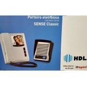 Porteiro Eletrônico com Vídeo Color Sense Clasic