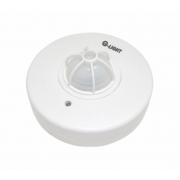 Sensor 360° Redondo Sobrepor 6M Autovolt Branco G-light