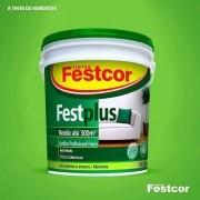 Tinta Festplus 18 Litros Branco Neve