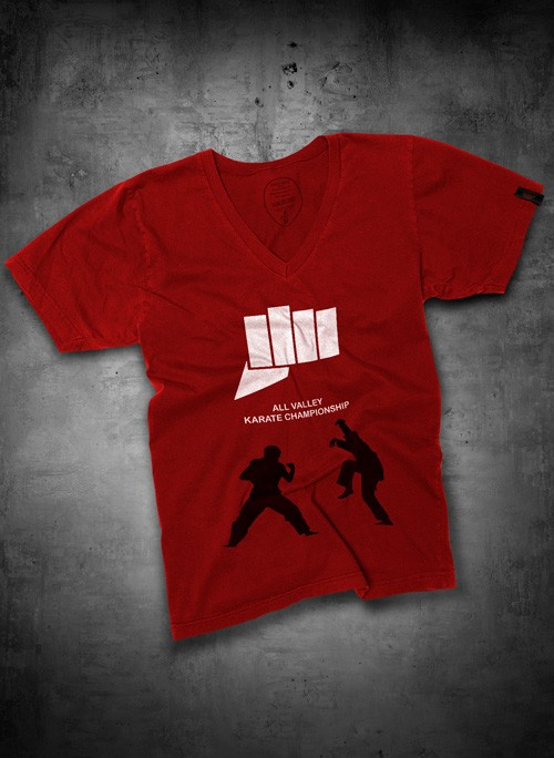 CAMISETA KARATE KID GOLA V