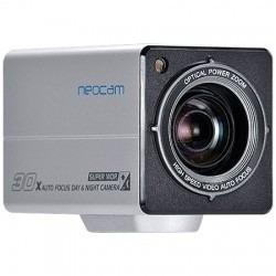 Camera Cftv Dsp Zoom 30x Otico Ccd Sony 1000 Linhas