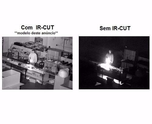 Kit Cftv 8 Cameras Infra Ir Cut 2000l Dvr 16 Canais Hd 2tb