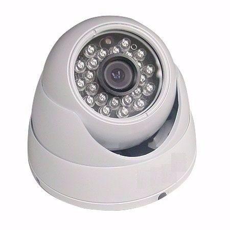 Kit Cftv 8 Cameras Infra Ir Cut Dvr 16 Canais + 300 Metros