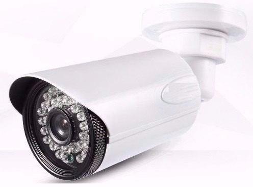 Kit 4 Cameras Infravermelho Infra Ahd M 1.3 Mp Com Ir Cut