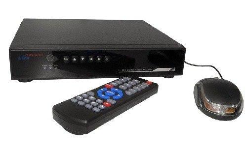Kit Segurança Cftv Ccd Sony Infra Stand Alone - Completo