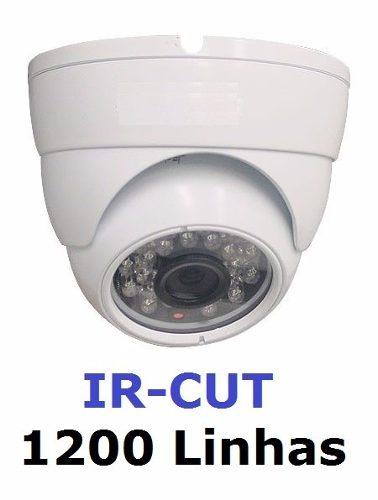 Kit 20 Cameras Dome + 2 Array + Dvr 32 Canais + 20 Fontes