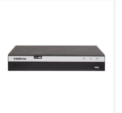 Gravador Dvr 8 Canais Multi Hd Ultra 4k Mhdx5108 Intelbras