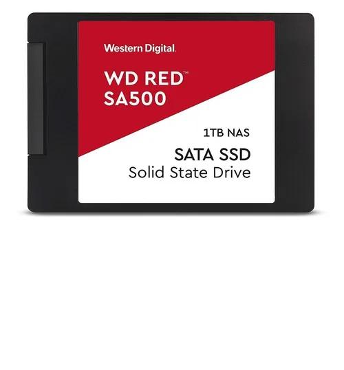 Hd Ssd 1tb Western Digital Red Sata 2.5 Wd 3ano Garantia